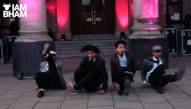 Brum130 celebrations included art, dance and music