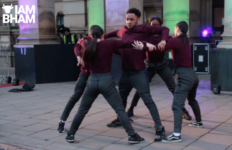The event was filled with performances from local artists and musicians, dancers and spoken word these performances