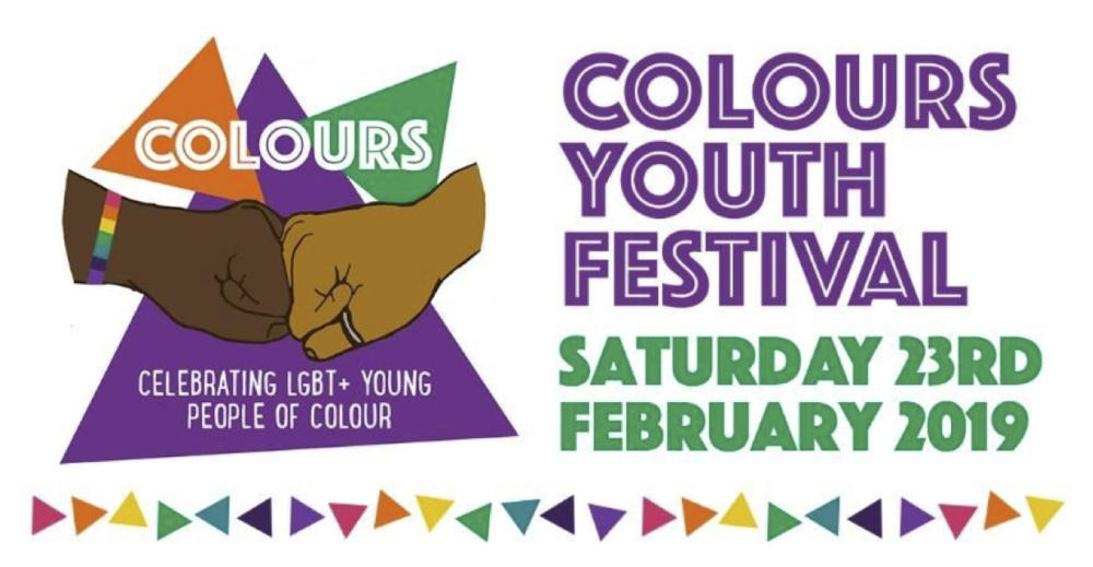 Historic festival for LGBTQ+ young people of colour to be held in Birmingham next month