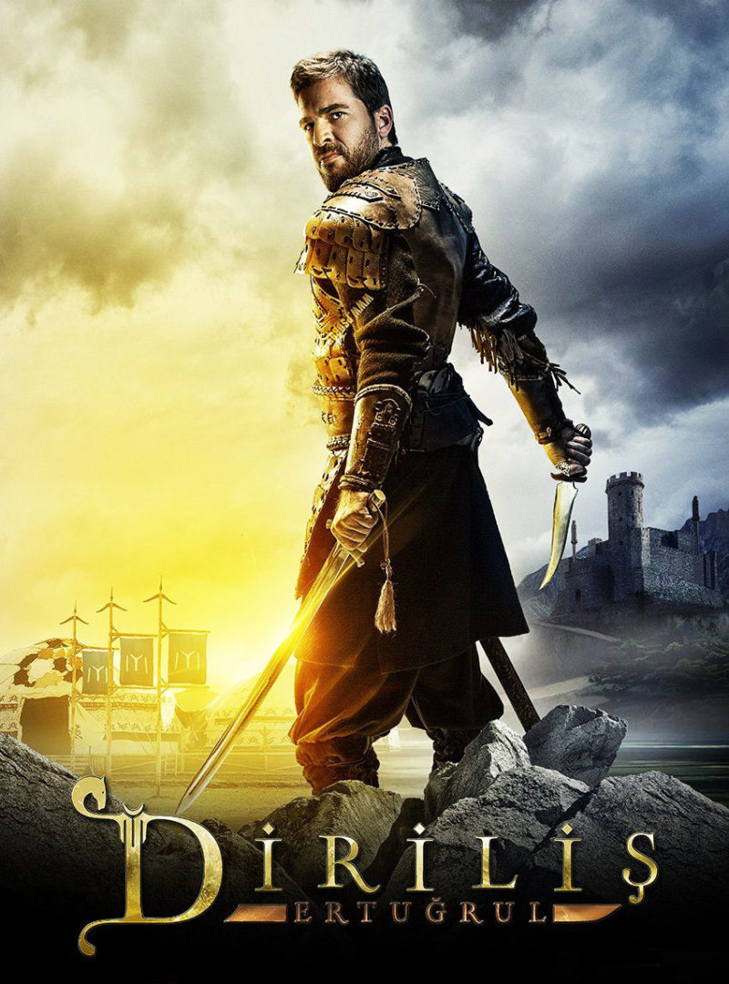 The star of Diriliş: Ertuğrul is Turkey's Engin Altan Düzyatan
