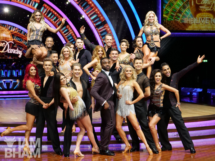 Celeb dance fest as national Strictly tour launches in Birmingham