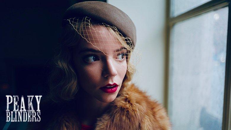 Anya Taylor Joy in Peaky Blinders series 5