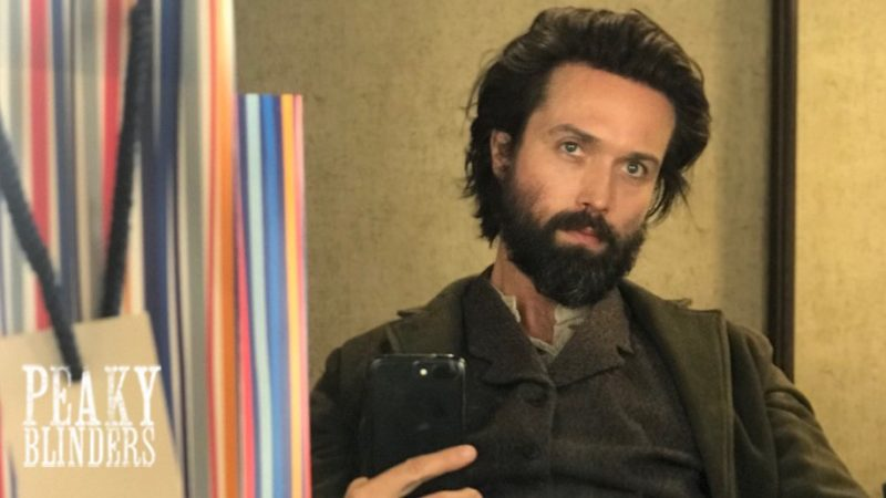 Actor Emmett J. Scanlan joins the series 5 cast of Peaky Blinders