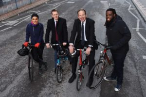 Ambitious new investment plans to push cycling infrastructure in the West Midlands launched