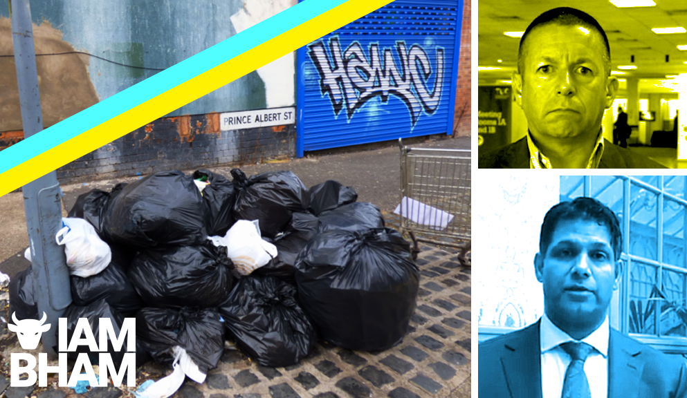 Birmingham bin strikes back on as Council talks break down