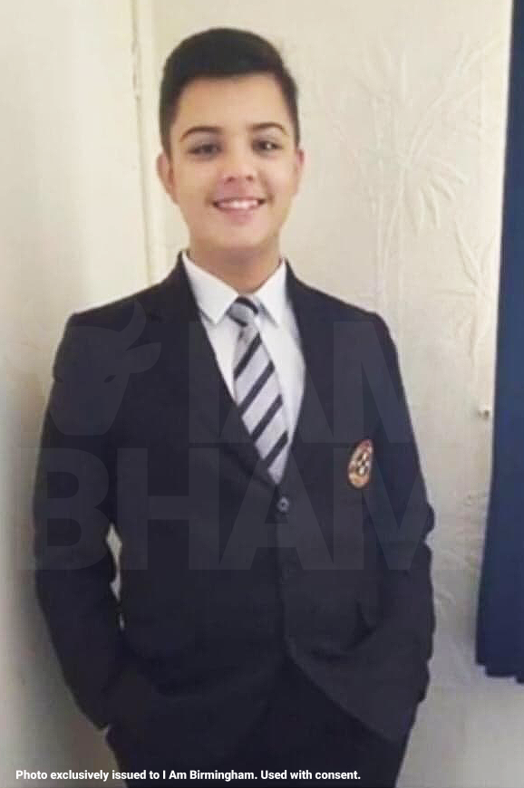 16-year-old Farhan Raheem's aunt claims he was violently attacked while inside Tennyson Road Mosque in Small Heath