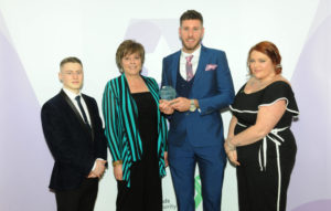 Boxing club receives mental health award for changing lives through sport