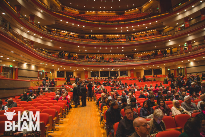 Town Hall Symphony Hall has welcomed a range of South Asian artists in recent years.