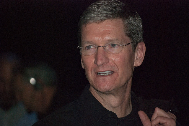 Apple CEO Tim Cook came out as gay, thus becoming the first openly gay CEO on the Fortune 500 list
