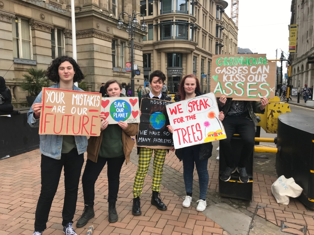 One Planet: March 15th International Day of Youth Climate Strikes