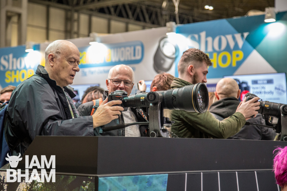 REVIEW: The Photography Show 2019