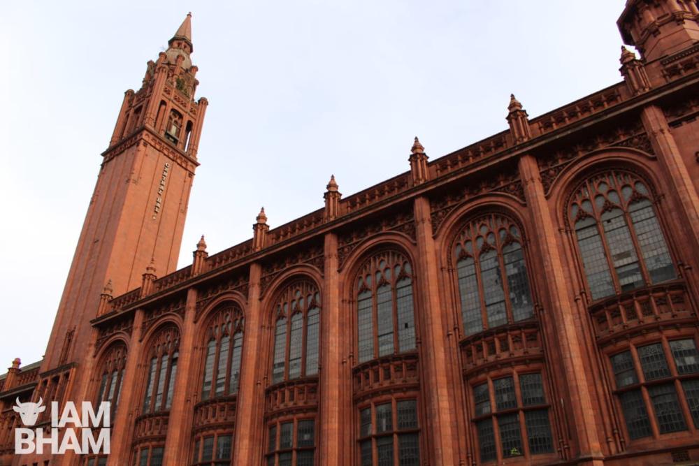 10 photos of Birmingham's top architectural marvels! | I Am Birmingham