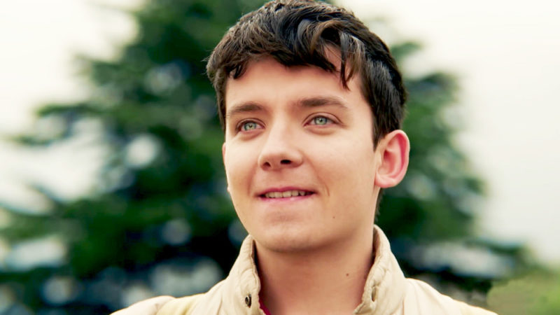 Actor Asa butterfield, star of hit Netflix show Sex Education will be at MCM Comic Con ion Birmingham this month