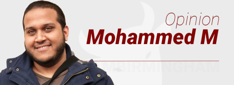 IAB Opinion Piece Profile Banner MOHAMMED M