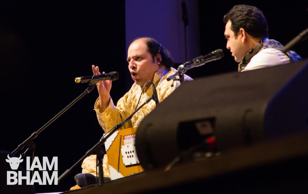 REVIEW: Rizwan-Muazzam Qawalls captivate Birmingham's Town Hall