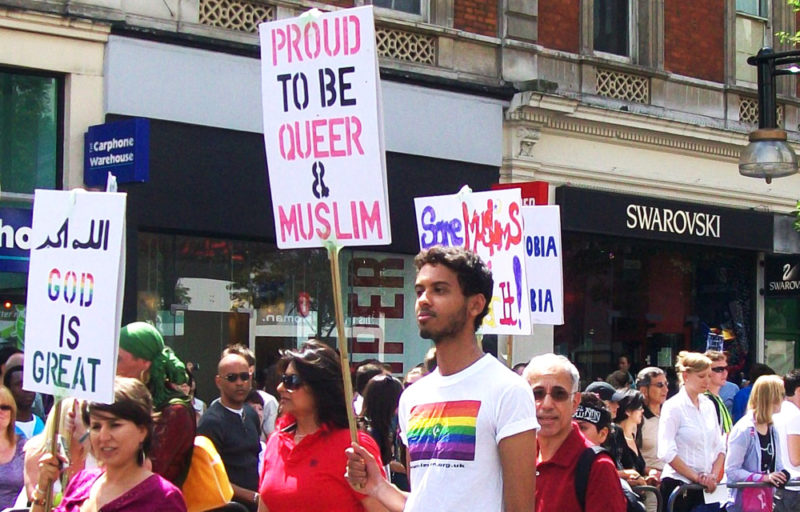 "Is the demonisation of most Muslims as regressive a part of political ""pinkwashing""?"