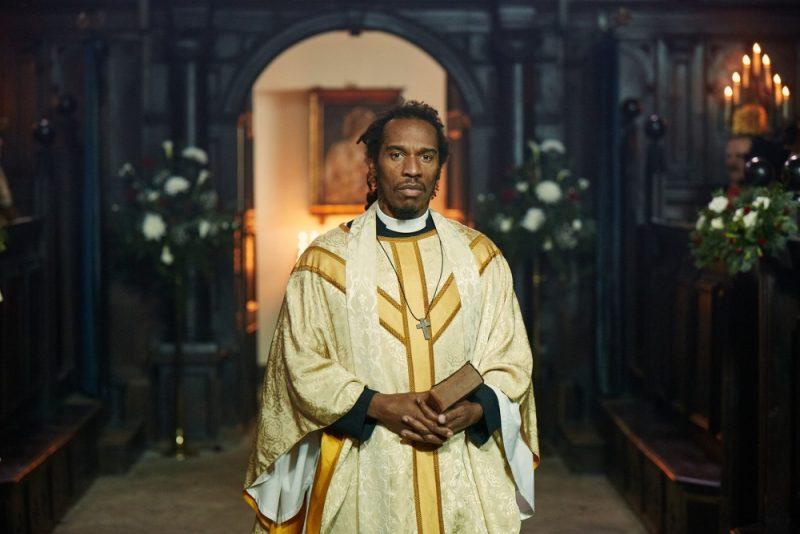 Benjamin Zephaniah in BBC drama Peaky Blinders