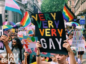 15 incredible moments from the Birmingham Pride parade 2019!