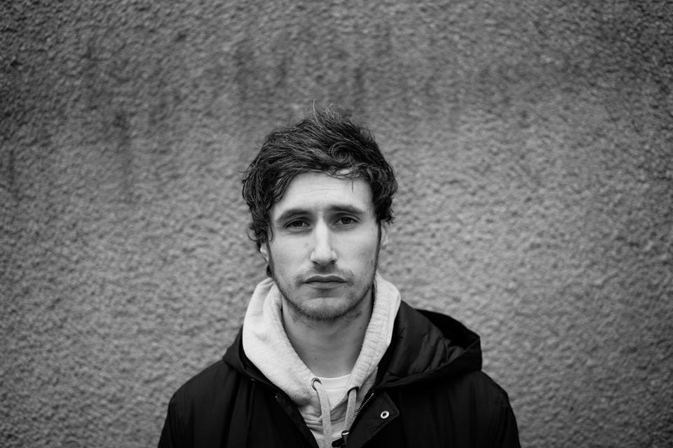 Joe Cook, a musician and poet who is dyslexic