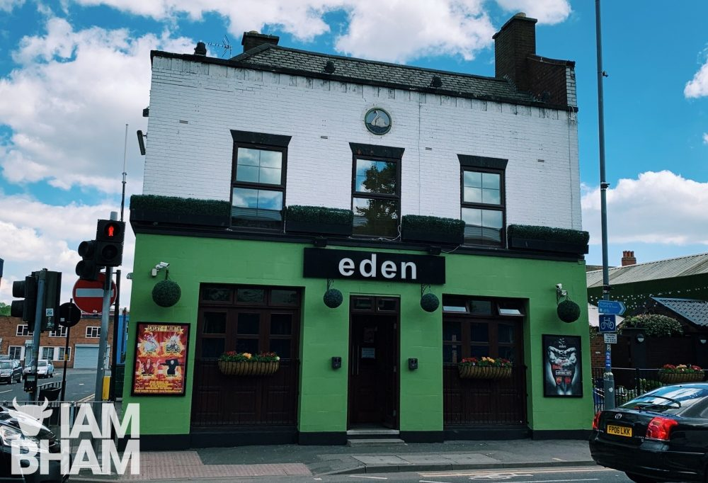 Prominent gay bar Eden under threat from city developers