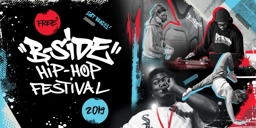 REVIEW | Sun, Spray Cans And Stunning Street Art: B-Side Hip Hop Festival 2019