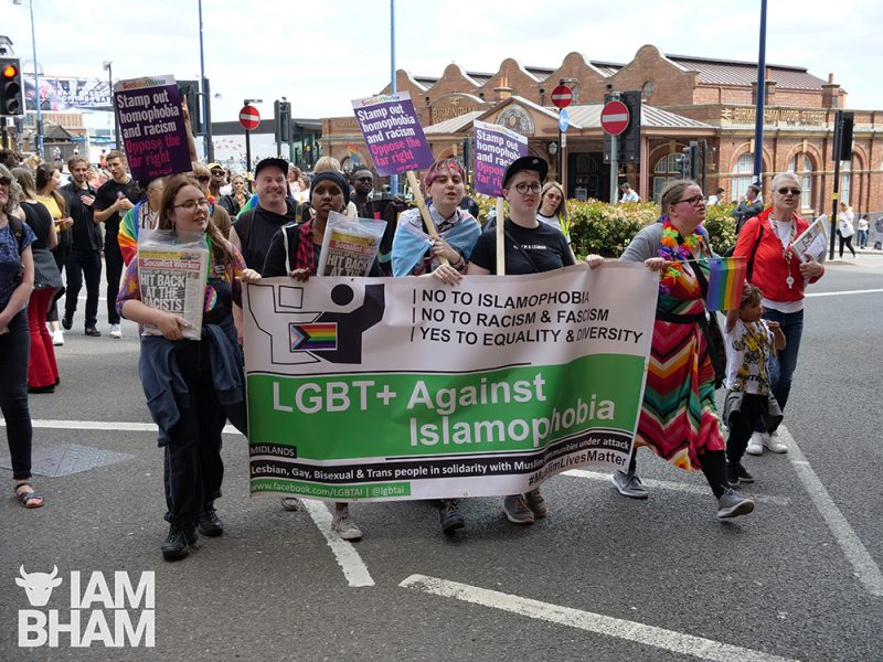 LGBT Muslims and non-Muslims have long supported the same struggles against oppressions