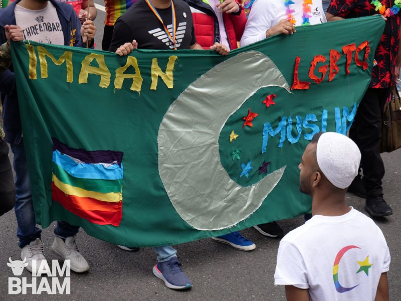 Being gay and Muslim has never been exclusive, and isn't a new phenomenon
