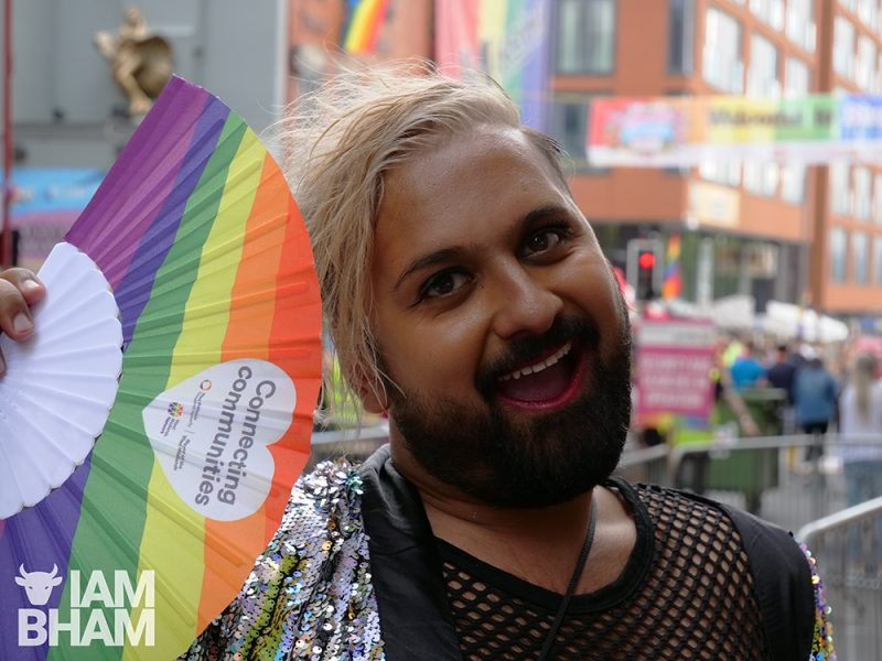 Ferhan Khan is an LGBT+ Muslim activist and campaigner
