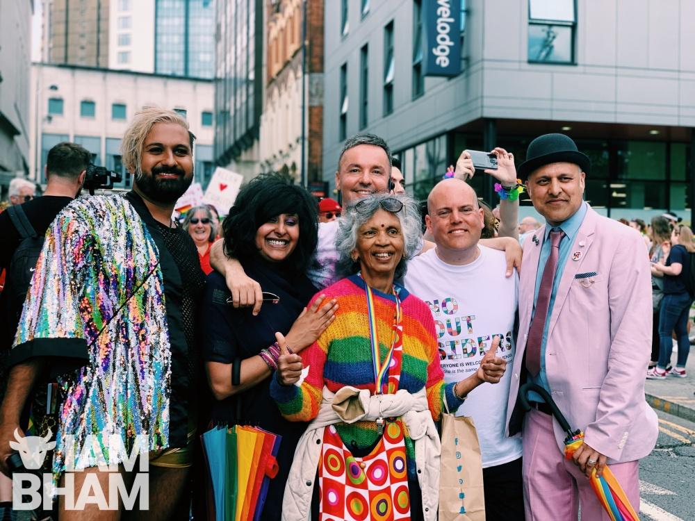 Andrew Moffat Birmingham Pride