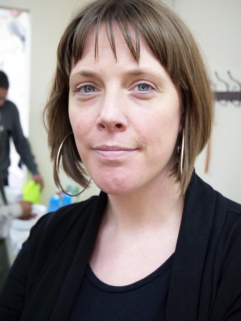 Jess Phillips MP in Birmingham in March 2019
