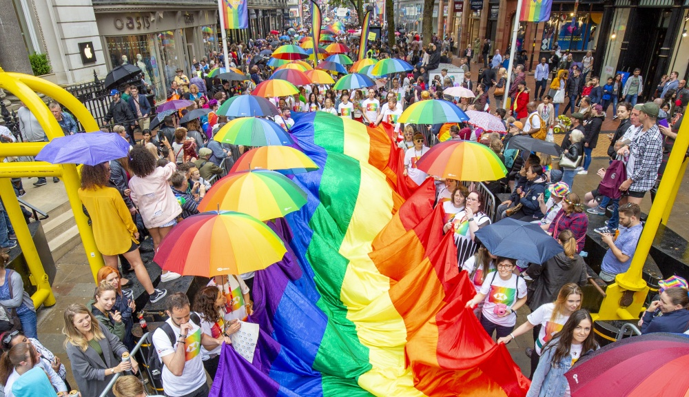 Over 80,000 set to back 'No Outsiders' at Birmingham Pride tomorrow!