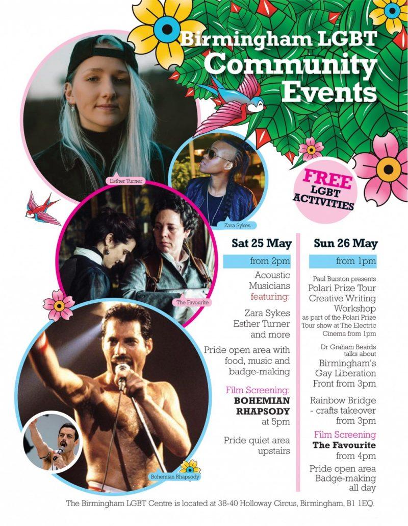 Pride Guide community events