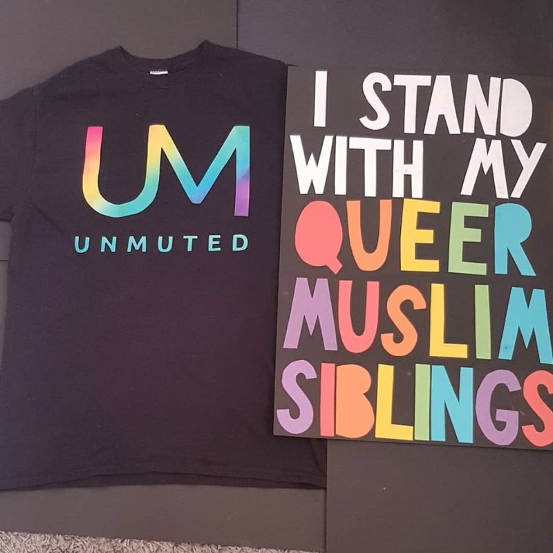 UnMuted 'I Stand with my Queer Muslims'