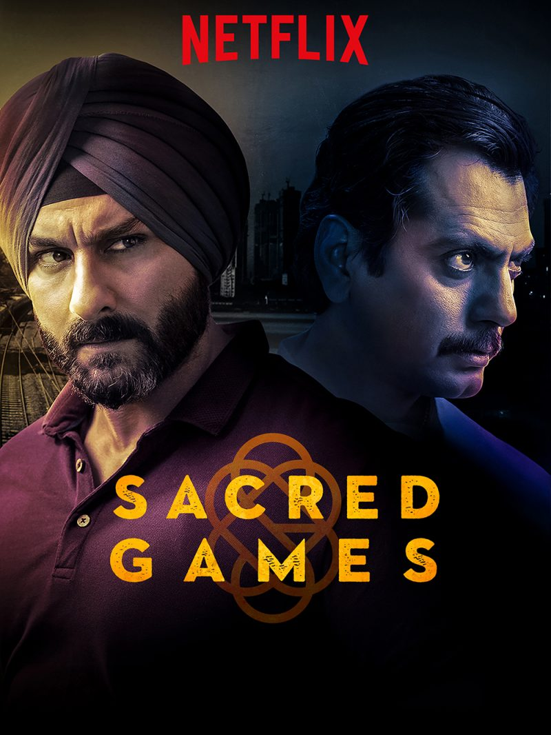 Co-director of Netflix's Sacred Games, Anurag Kashyap will give a talk at the Mockingbird Cinema as part of the Birmingham Indian Film Festival.