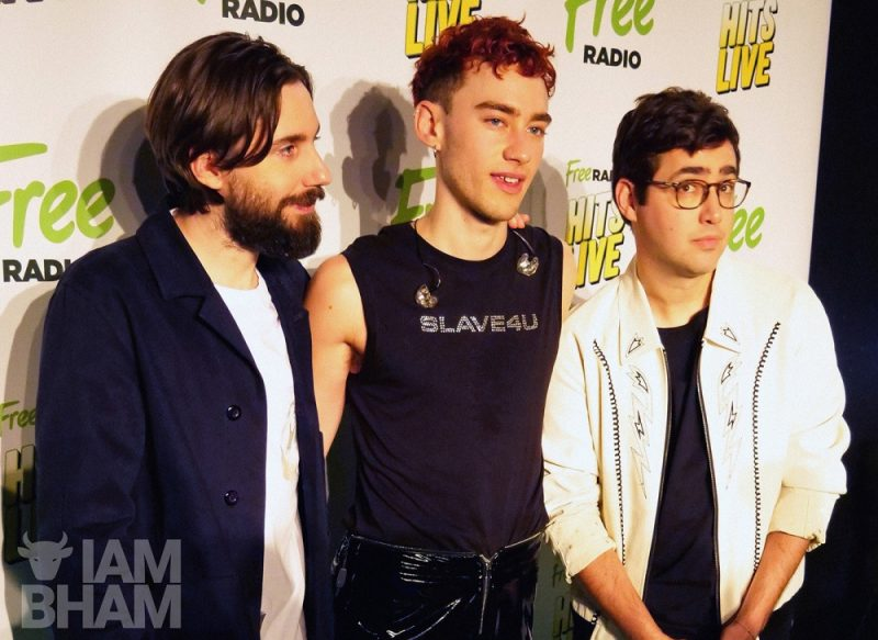 Olly Armstrong and Years & Years in Birmingham