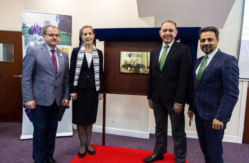 Minister for Faith opens National Bosnian Centre in Birmingham