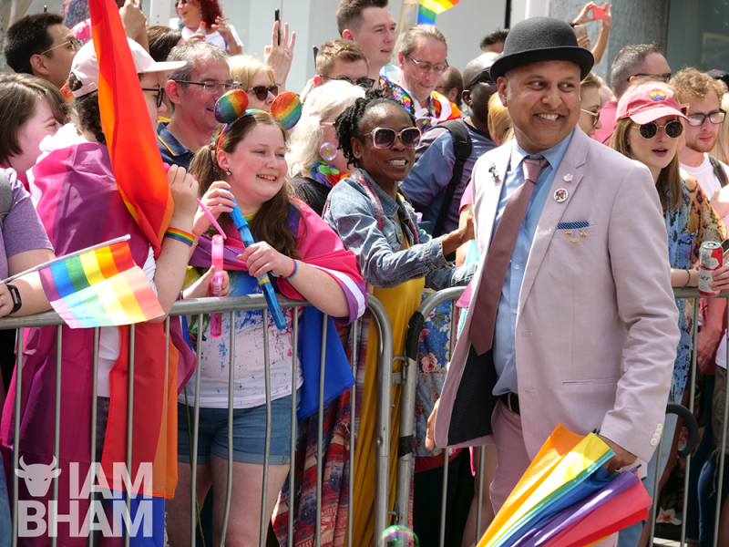 LGBT Muslim activist and campaigner Khakan Qureshi is disappointed with the protesters and believes teaching the Equality Act is vital ahead of mandatory RSE from 2020
