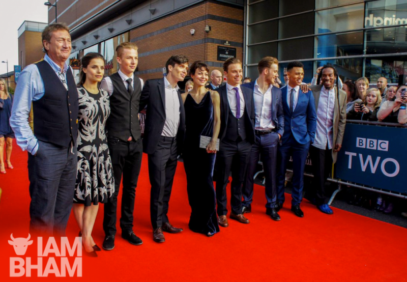The fifth series of Peaky Blinders will have a star-studded red carpet premiere at the Town Hall in Birmingham