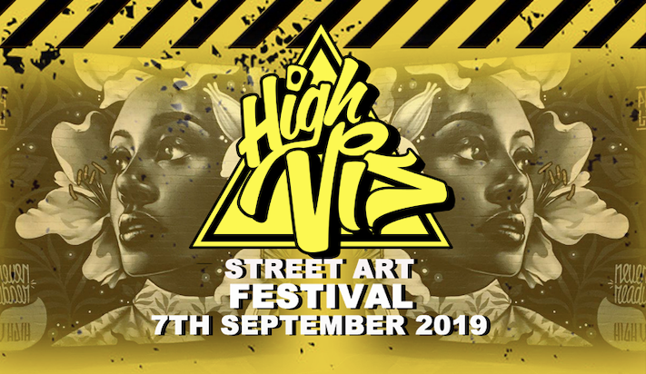 High Vis Street Arts And Culture Festival Returns This September 7th