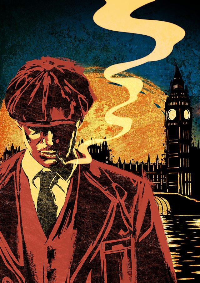 BBC Peaky Blinders Series 5 fan art 09e