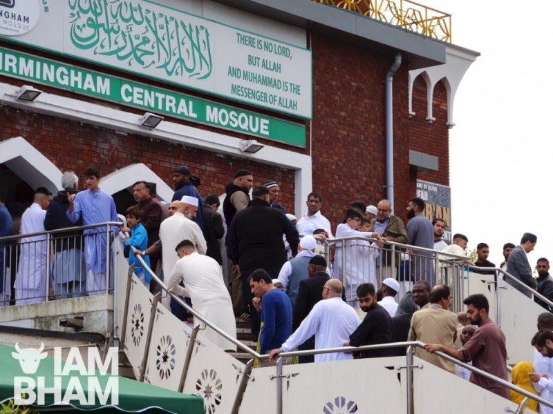 Eid al-Adha 2019 at Birmingham Central Mosque