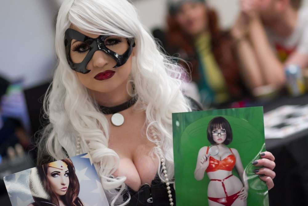 Where once there were many, now there is only one: Not Another Comic Con is on in Birmingham