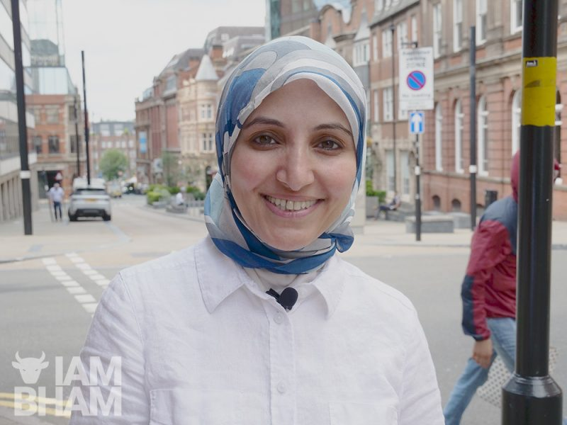 Salma Yaqoob will be taking part in a panel on racism at the TWT Birmingham festival