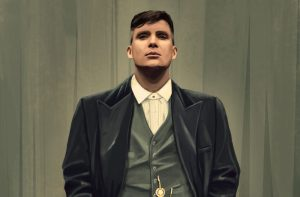 60ft Peaky Blinders mural unveiled in Digbeth ahead of new series launch