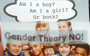 "Anger as ""homophobic and transphobic"" leaflets target Birmingham homes"