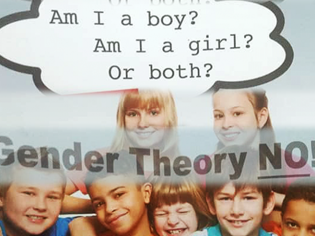 """Offensive and """"homophobic"""" flyers have been delivered to homes in Birmingham"""