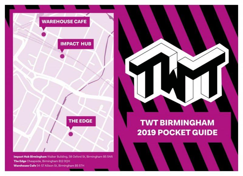 TWT Birmingham 2019 VENUES