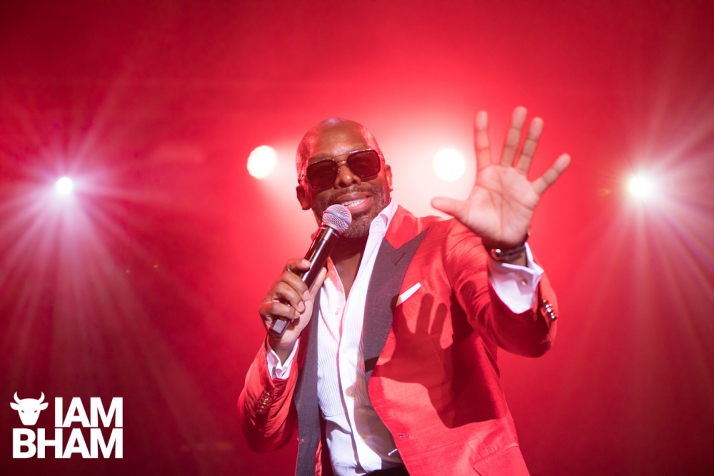 REVIEW: R&B legends Joe, 112 and Dru Hill grace Birmingham