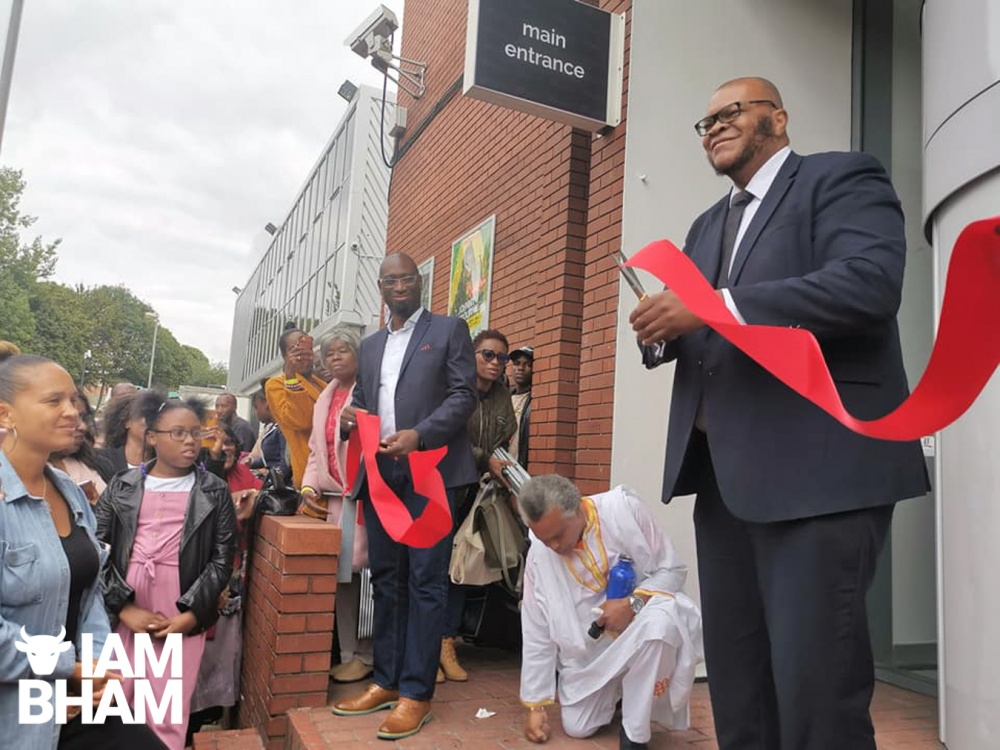 New Legacy Centre for Black excellence launches in Birmingham on site of The Drum