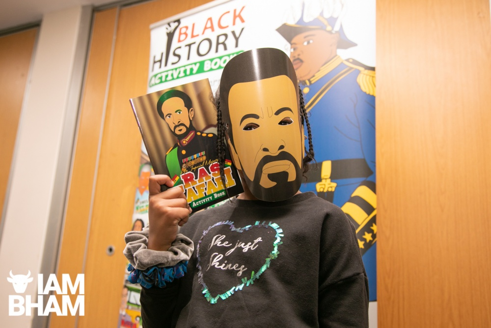 Black History Activity Book Launch 2